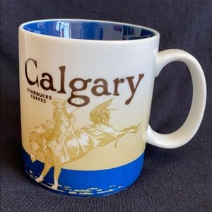 Starbucks Collector Series. Calgary Mug.